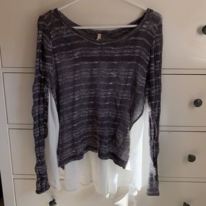 M by Mendocino Knitted Blouse
